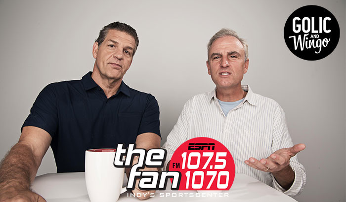 Golic and Wingo - 1070 The Fan
