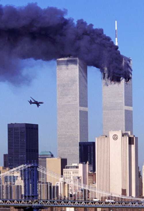 World Trade Center, Sept. 11, 2001