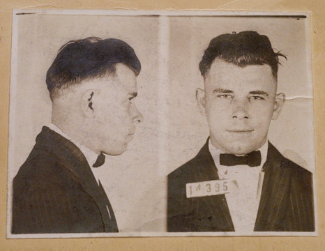 a biography of john dillinger an infamous bank robber in the united states 7/21/08: dillinger 7/23/2007: dillinger 10/26/2005: john dillinger 10/19/99   merchants national bank is the site of the dillinger gang robbery in south bend   by the next month, the famous bank robber was dead — shot dead by  bird,  a prison inmate in washington state, mentioned the korpal murders.