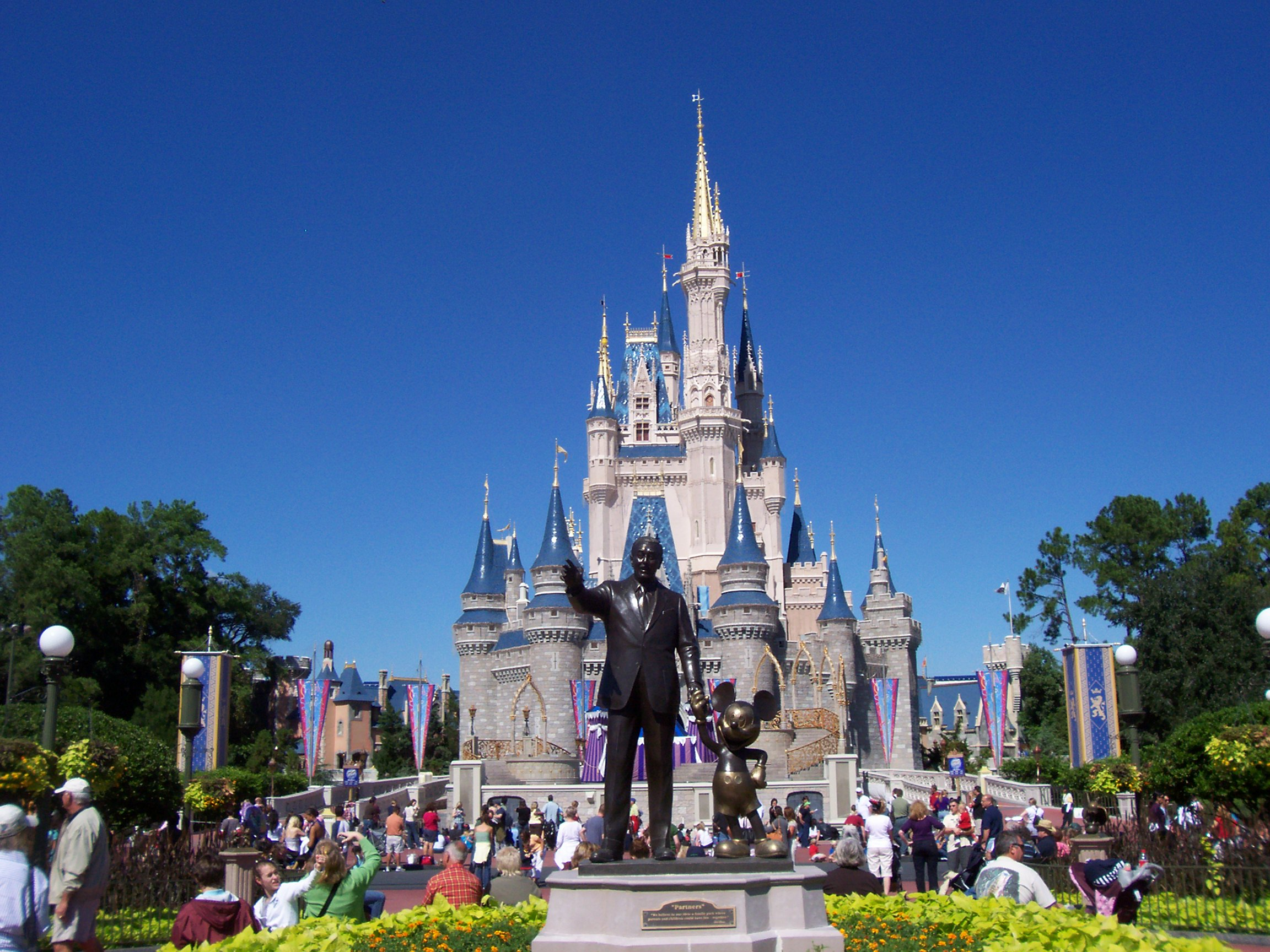 Disney's Magic Kingdom in Florida