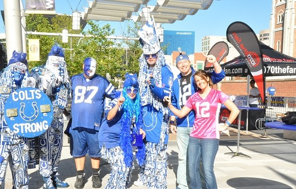 Georgia Street Colts Tailgate