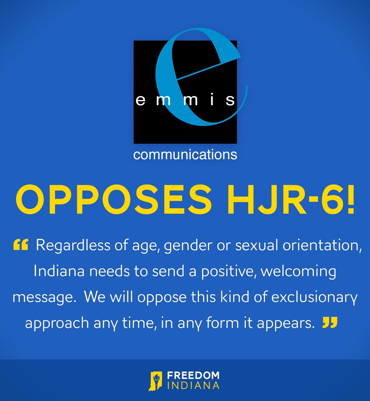 HJR-6 Emmis