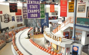 Indiana Basketball Hall of Fame in New Castle Indiana