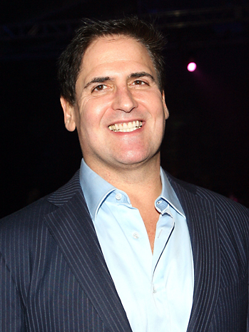 IU graduated and Audio Net inventor Mark Cuban