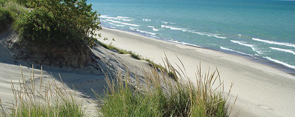 Indiana Dunes Best Beach The Beaches In World