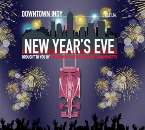 Downtown Indy NYE
