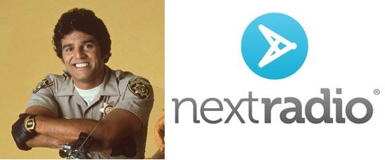 ErikEstrada NextRadio Logo