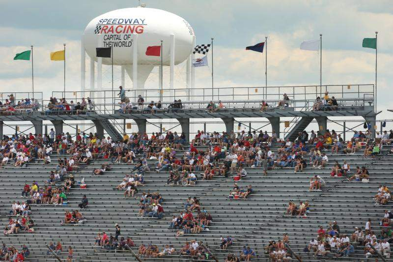 The Indianapolis Motor Speedway has struggled with their attendance in recent years.