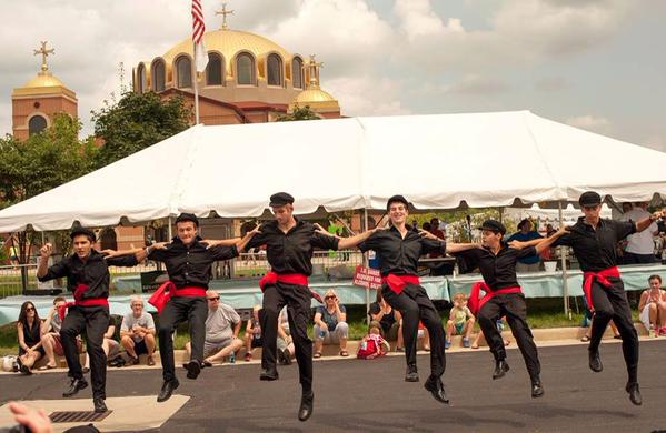 Authentic foods & pastries, plus live music & dancing are part of GreekFest next month.
