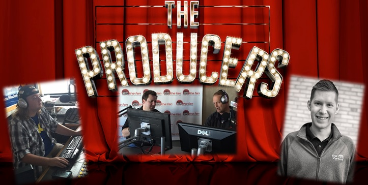 The Producers Final Logo