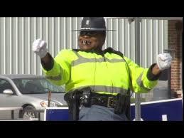urban traffic cop