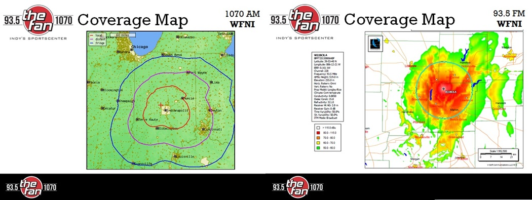 935-1070 Coverage Maps