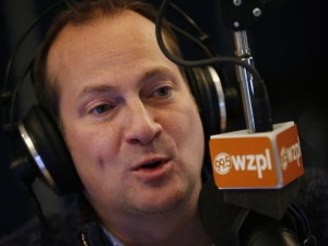 Dave Smiley takes aim at being Indy's radio's top morning show. Photo by Mykal McEldowney / IndyStar