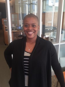 Lyndsey Grayson, Executive Assistant