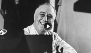 FDR's 1943 Christmas Fireside Chat