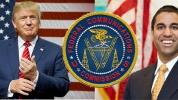 Current commissioner Ajit Pai is rumored to be Donald Trump's new appointed FCC Chairman.  Pai is a radio supporter.