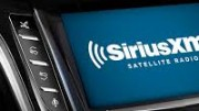 Sirius XM in car console