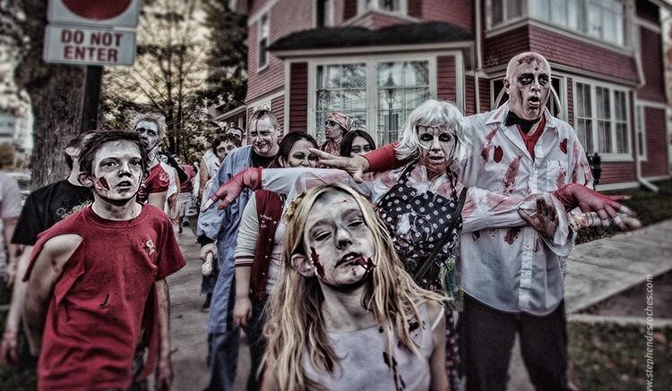 Hoosier Radio Station Broadcasts Zombie Warning Radio