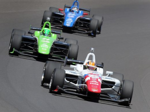 3 indy lights cars