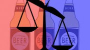 beer and justice scales