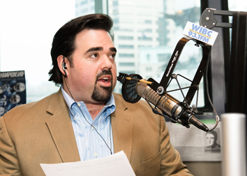 The debate moderaator was Tony Katz. Tony can be heard on WIBC weekdays from 6am-9am and again from 11am-1pm.