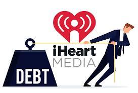 iHeart and debt cartoon