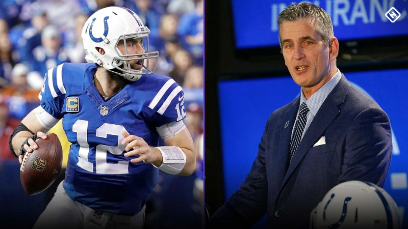 Indy is anxious to see return of QB Andrew Luck and debut of new Head Coach Frank Reich.