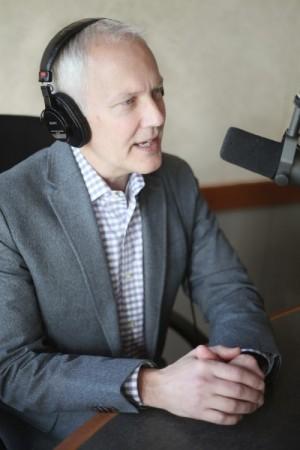 Bob Richards in Studio