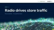 Radio Drives Traffic 11.9